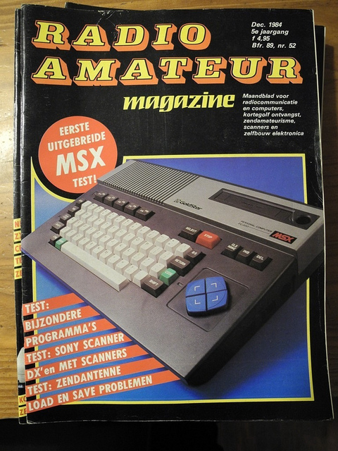 Radio Amateur Magazine 112