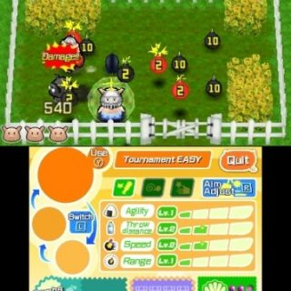 Psycho Pigs - Nintendo 3DS