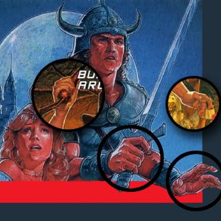 Comparativa de MoG e Indiana Jones en busca del arca perdida