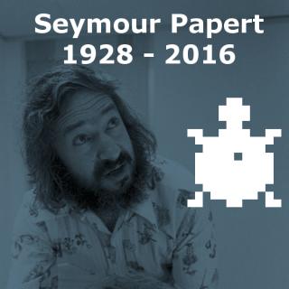 Seymour Papert Logo