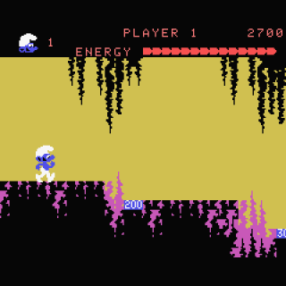 Smurf Rescue in Gargamel's Castle (Coleco, 1982)